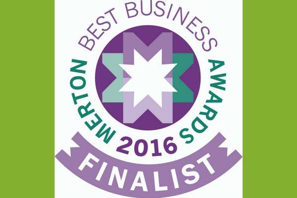 Business clan Merton finalists
