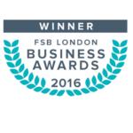 FSB london business awards winner 2016 logo