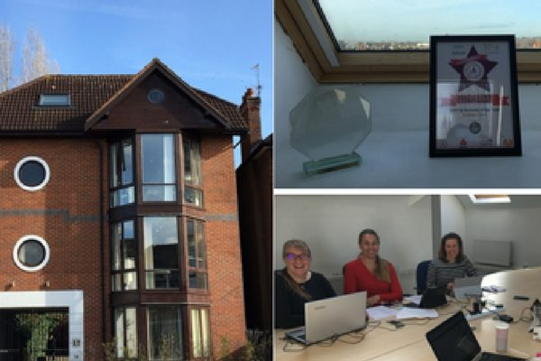 We've found the ideal office for Business Clan in Raynes Park