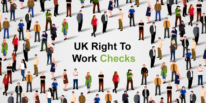 UK right to work checks