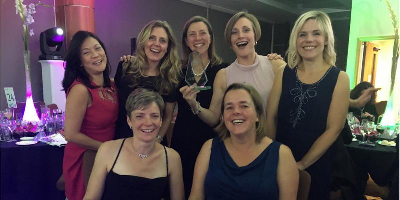Award winning business consultancy team