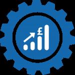 Accountancy bookkeeping logo