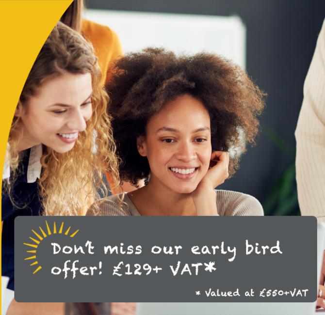 HR Workshop early bird offer